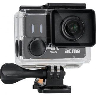 ACME Europe Actionkamera Slow motion, Tidsförskjutning;, WLAN, 4K, Ultra HD, Bildstabilisering
