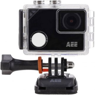 AEE Lyfe Silver Actionkamera 4K, WLAN, Touch-Screen