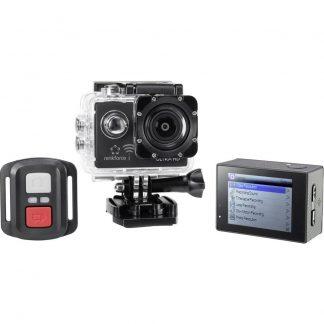 Actionkamera Renkforce RF AC4K 300 4K, WLAN, vattentät, Dammtät