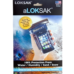 Aloksak Iphone 6+ Fodral, 2-pack