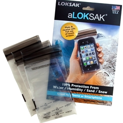 Aloksak Iphone Fodral, 3-pack