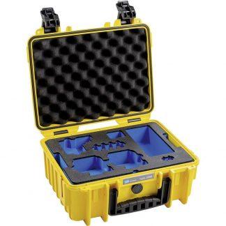 B & W outdoor.cases Typ 3000 Utomhuslåda Passar: GoPro Hero 8
