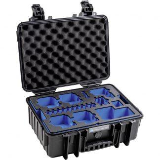 B & W outdoor.cases Typ 4000 Utomhuslåda GoPro Hero 8