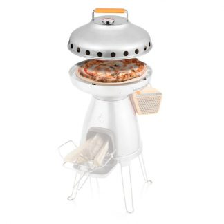 BaseCamp Pizza Stone And Lid