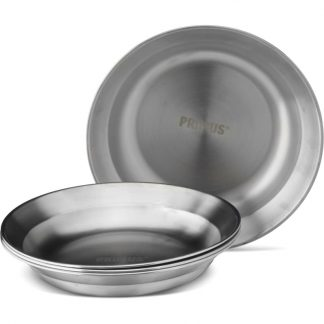 CampFire Plate Stainless Steel