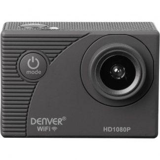 Denver ACT-5051 Actionkamera vattentät, Full-HD, WLAN