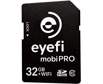 EYEFI Mobi pro 32GB wifi sdhc card