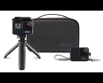 GoPro HERO7 Black + Travel Kit