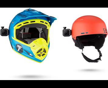 GoPro Low Profile Side Helmet Mount
