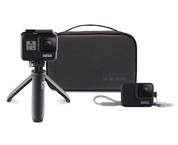 GoPro Travel Kit - Shorty, Sleeve w lanyard & Casey