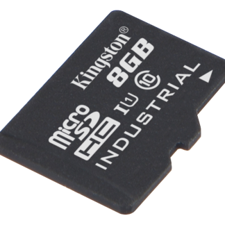 Kingston 8GB microSDHC UHS-I Industrial Temp Card Single P w/o Adapter
