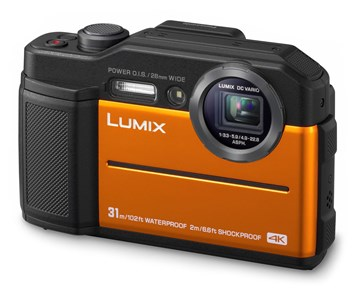 Panasonic FT7 Orange