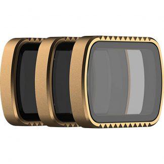PolarPro Cinema filter 3-pack SLUTARE för DJI Osmo Pocket / 2