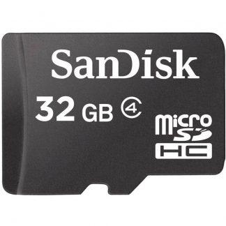 SanDisk SDSDQM-032G-B35 microSDHC-Kort 32 GB Class 4