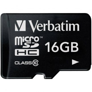 Verbatim Premium microSDHC-Kort 16 GB Class 10