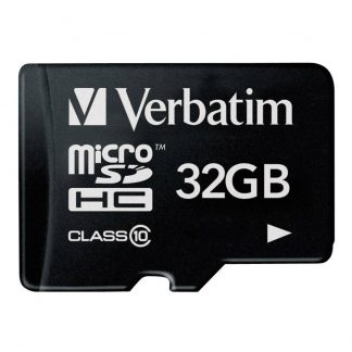 Verbatim Premium microSDHC-Kort 32 GB Class 10