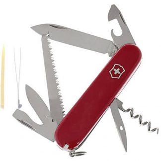 Victorinox Camper 1.3613 Schweizisk fickkniv Antal verktyg 13 Röd
