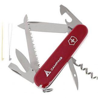 Victorinox Camper 1.3613.71 Schweizisk fickkniv Antal verktyg 13 Röd